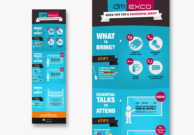 Infographie Sublime Skinz - Création d'infographies par Emilie Le Béhérec, graphiste freelance depuis 2009