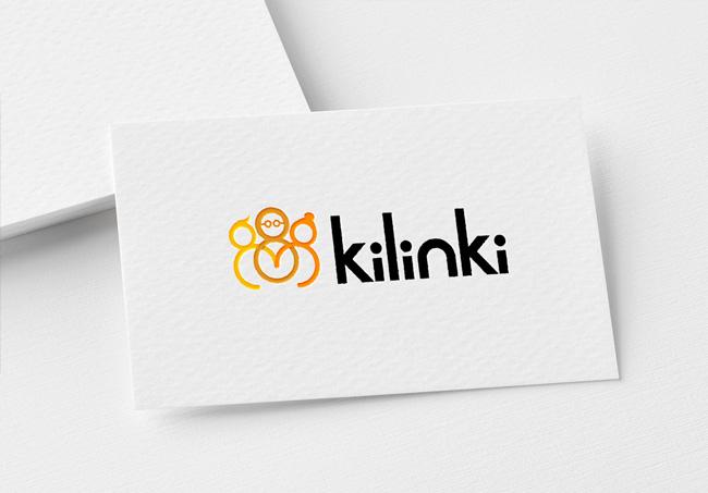 Création d'un logo pour Kilinki, 1 ère plateforme de cooptation entre professionnels du recrutement